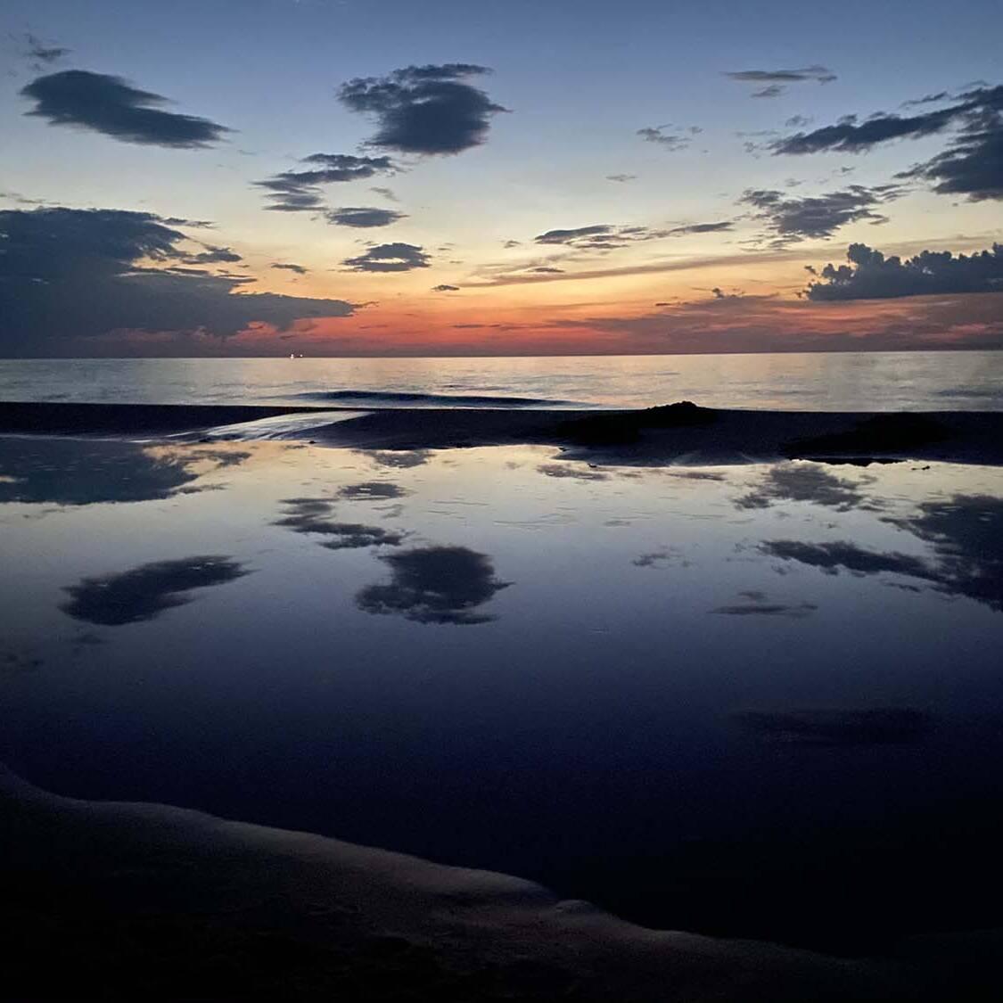 piekne morze